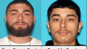 Two brothers sought as possible suspects in Azusa homicide