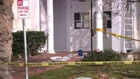 Police investigating after Beverly Hills synagogue was vandalized