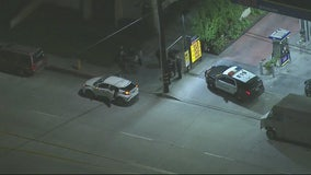 1 person taken to hospital following reported shooting on 10 Freeway in El Monte