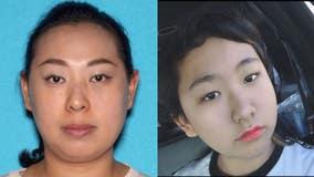 Irvine police seek missing mother, daughter