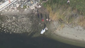Officials investigating after body found in Malibu lagoon