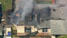 NTSB report: Plane stalled before crashing into Upland home