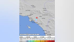 Magnitude 3.2 earthquake jolts Brea area
