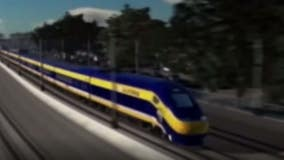 Point of View: California's bullet train
