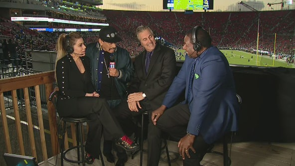 Catching up with Danny Trejo on FOX11 Sports Wrap