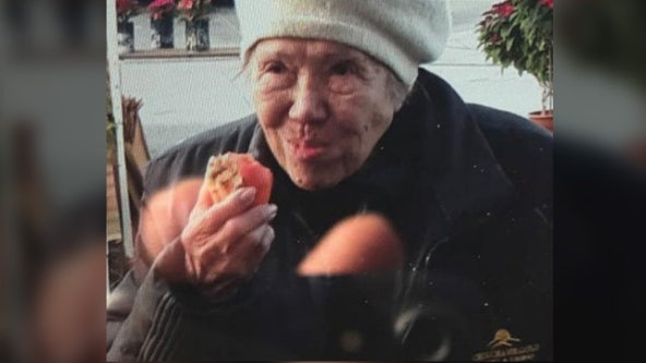 90-year-old missing woman found, police say