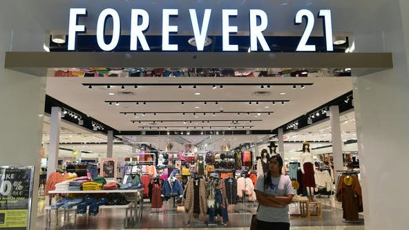 Forever 21 will be closing 12 SoCal locations in January