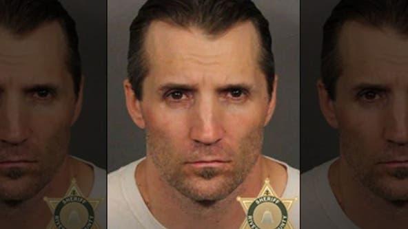 Suspect wanted for murder of bail bondsman shot dead by officers in San Bernardino