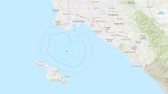3.0 earthquake strikes near San Pedro