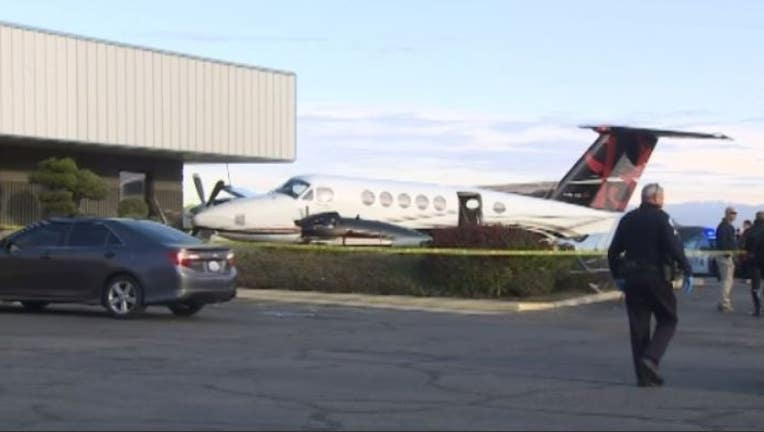 17 Year Old Girl Steals Plane From Fresno Yosemite Int Airport Crashes Into Building