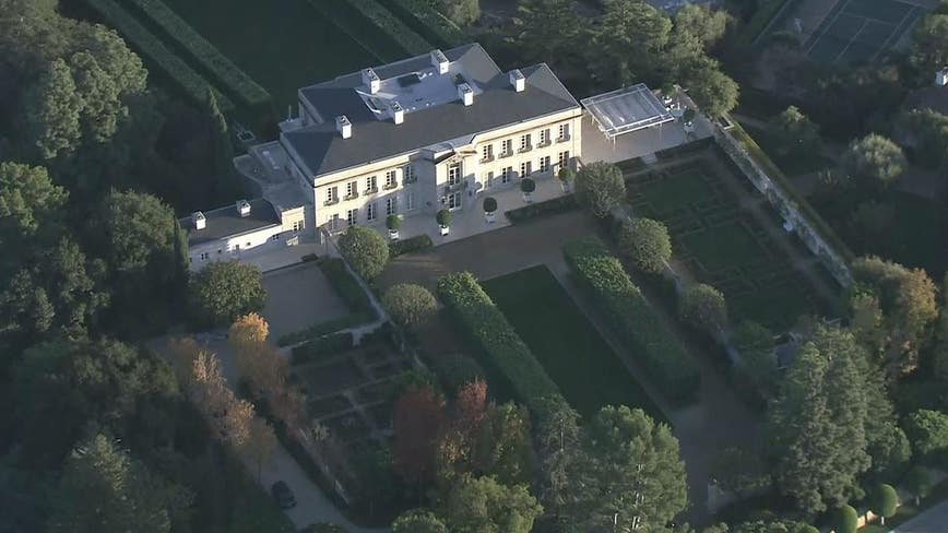 CA 'Beverly Hillbillies' mansion sold in $150 million historic real estate deal