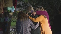 Mother of teen killed meets woman who comforted her son in final moments
