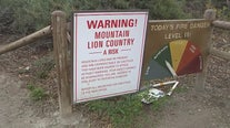 Whiting Park Ranch reopens after mountain lion attacks 3-year-old