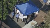 Bones discovered in South LA neighborhood