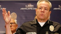 LAPD chief moves to fire officer over alleged bogus traffic stop data