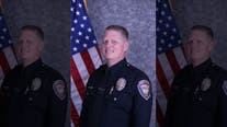 'This is how we show we're a family': Community mourns fallen Oxnard police officer