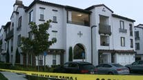 Police investigate double fatal shooting at Ontario apartment complex