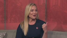 Law and Order actress Elisabeth Rohm talks volunteer work and more