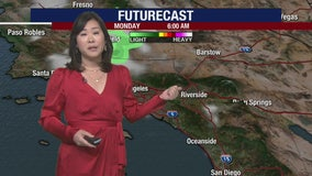 Weather forecast for Saturday, January 25th