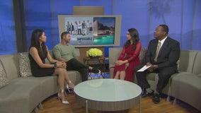 "Real estate mogul Aaron Kirman, Neyshia Go talk new show ""Listing Impossible"""