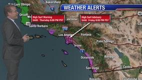 Weather Forecast Thursday, January 2