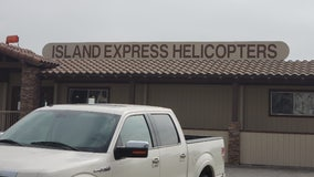 Island Express Helicopters suspends flights after deadly Calabasas crash killing 9