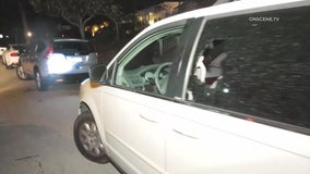 Whittier residents wake to find cars vandalized