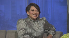 Actress Tisha Campbell talks about new role on Fox's Outmatched