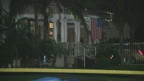 5-year-old girl shot inside South LA home