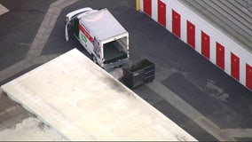 Body found wrapped inside U-Haul truck in Fullerton