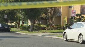 Man, 46, shot dead near security gate of Gardena apartment