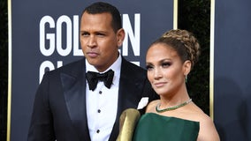Stars hit the red carpet for the 77th annual Golden Globe Awards