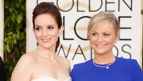Amy Poehler, Tina Fey to host Golden Globes next year