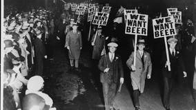 Americans drinking more now than at the end of Prohibition 100 years ago