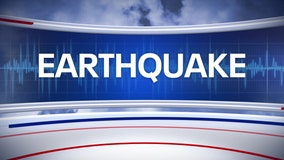 Preliminary magnitude 5.5 earthquake strikes Baja California near U.S./Mexico border