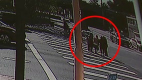 Video shows LASD detective helping elderly woman cross street before she was fatally struck