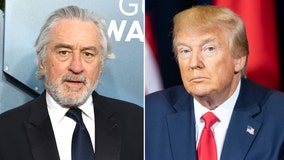 Robert De Niro takes aim at Trump during SAG Awards speech
