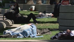 Annual homeless count underway in Los Angeles County