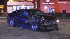 Suspected drunk driver arrested following fatal hit-and-run, multi-car crash