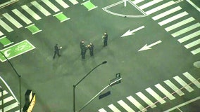 Hit-and-run crash in Long Beach injures woman