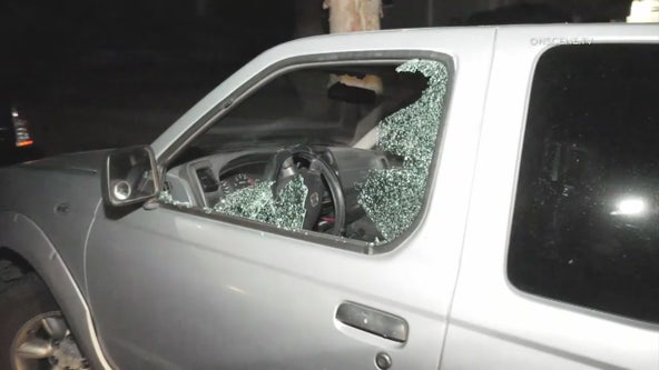 At least 50 vehicles vandalized in Whittier overnight