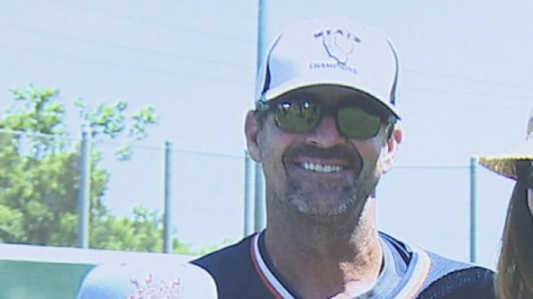 OCC baseball plays emotional opener without coach, who died in copter crash