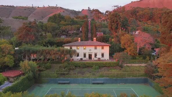 Top Property: Villa Narcissa overlooking the Pacific Ocean