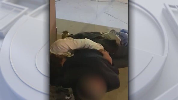Video appears to show rape of passed out homeless woman in Venice, LAPD investigating