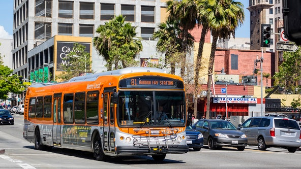 Metro to explore options in providing free bus service to LA County students