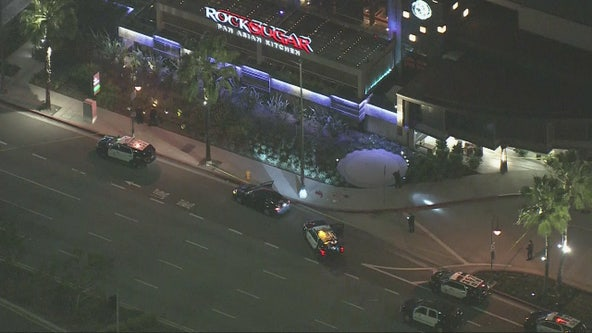 Man in critical condition after being shot outside mall in Century City