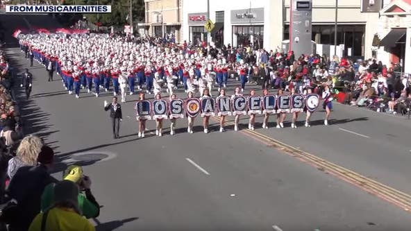 What the Hal? Meet LAUSD's top performing high school band