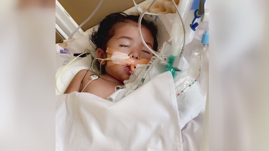3-year-old Azusa girl fighting for her life after contracting coronavirus