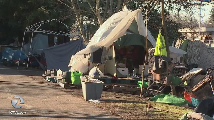 California asks for surplus federal land to house homeless
