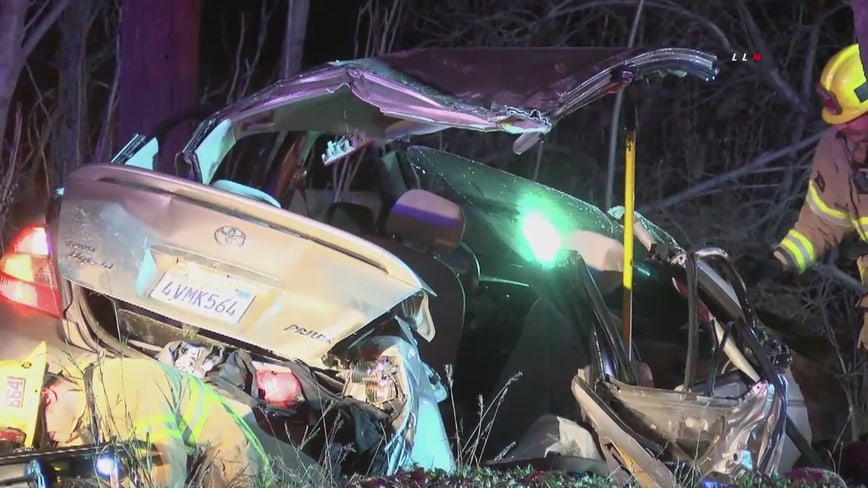 3 juveniles killed in hit-and-run crash in Temescal Valley